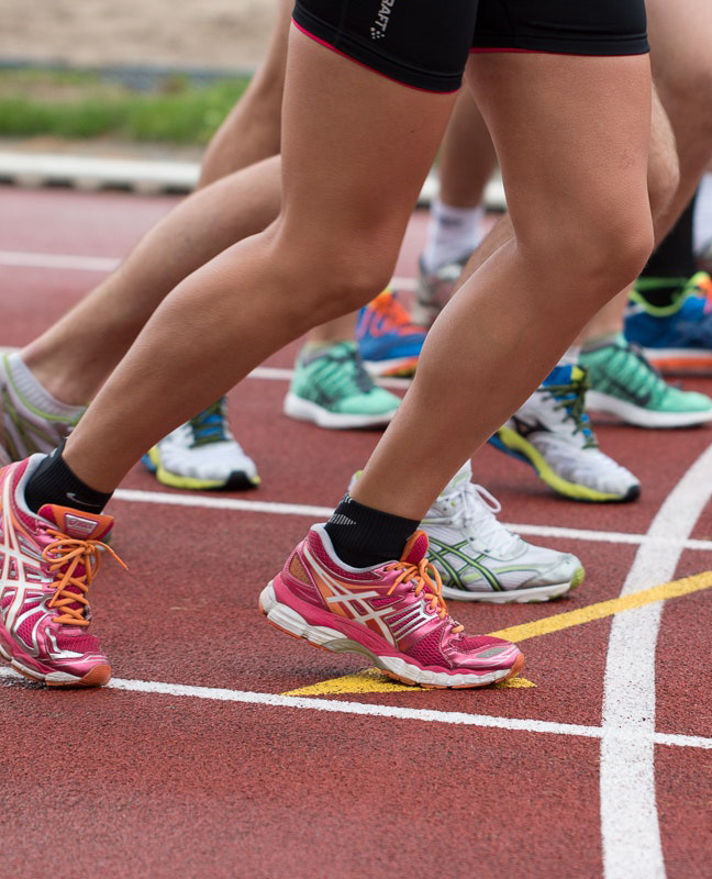 Atletik løb