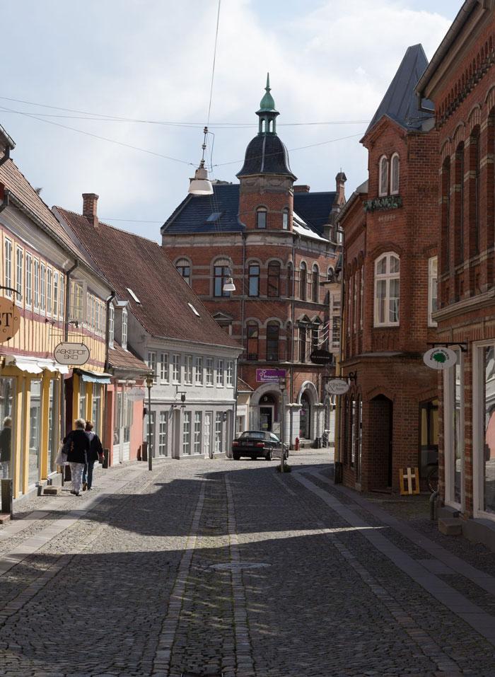 Gade i Svendborg