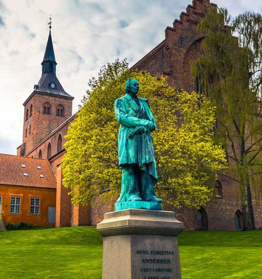 H C Andersen i Odense