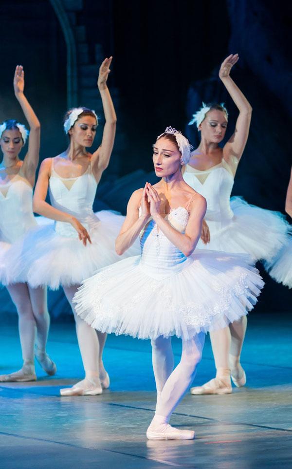 Dansere i teater