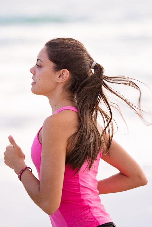 Motionsløber