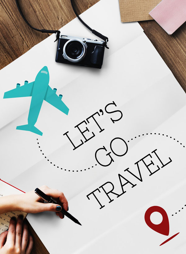 Rejseplanlægning afbudsrejse