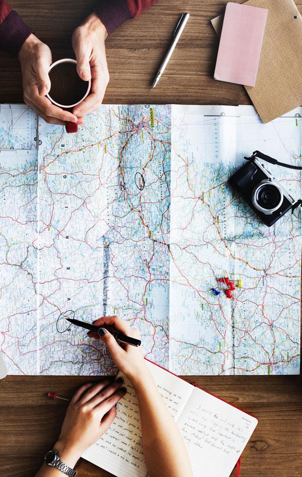 Rejseplanlægning