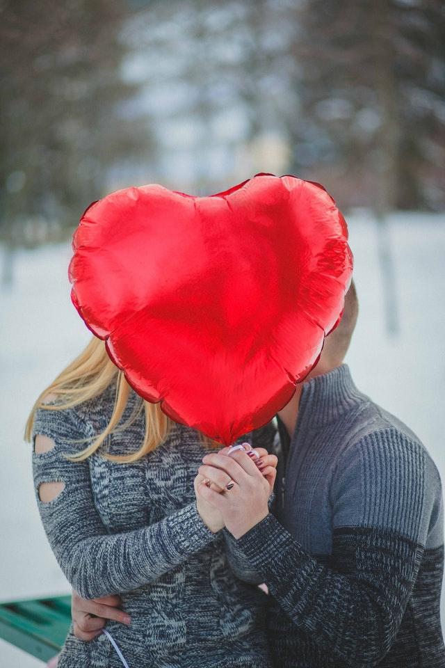 Valentines day gaver