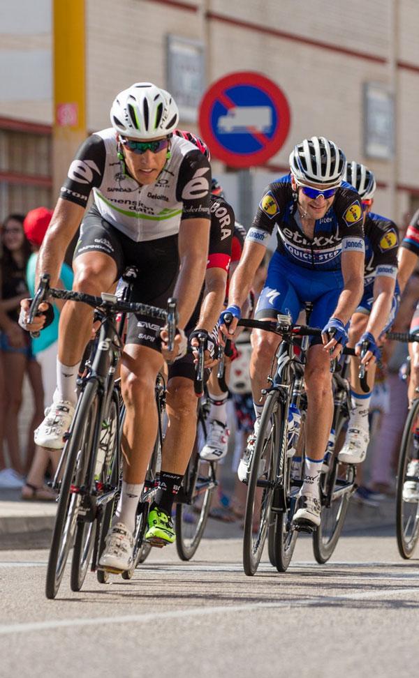 Velgørende cykelløb