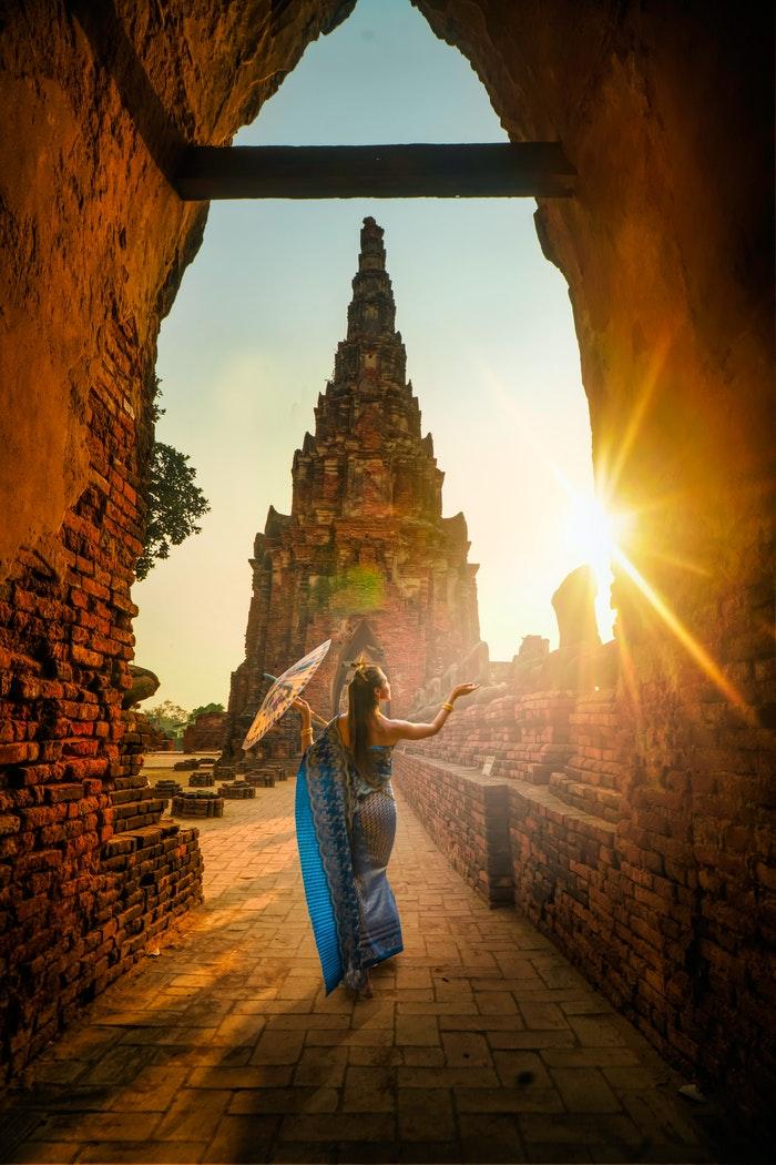 Dame i Thailand