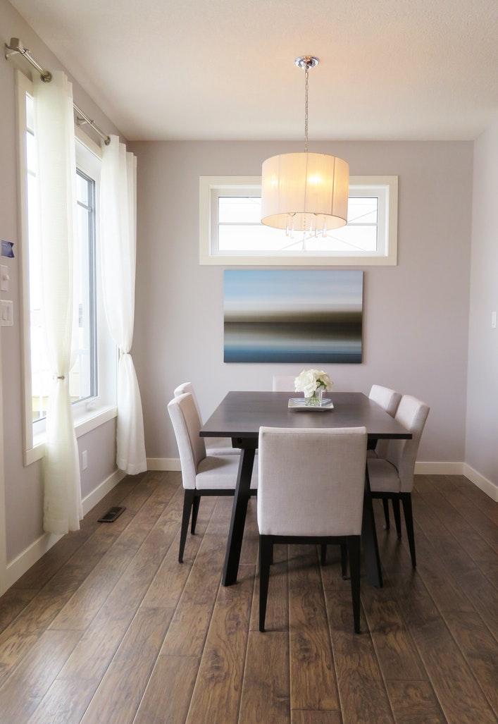 Møbler i lejlighed